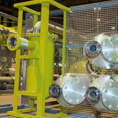 ESTET Stahl- und Behälterbau GmbH | Ihr Spezialist für komplexe Edelstahlkonstruktionen