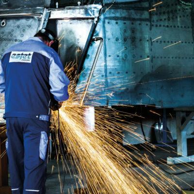 ESTET Stahl- und Behälterbau GmbH | Der Schweissfachbetrieb mit Persönlichkeit