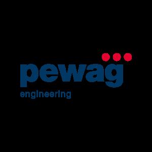 Logo pewag engineering GmbH